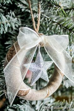 making a mason jar lid ornament, christmas decorations, crafts, diy, mason jars, seasonal holiday decor