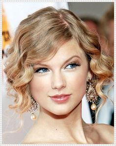 curly hairstyles for short hair for weddings
