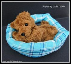 RUSTY by Bears by Julie Dawn.