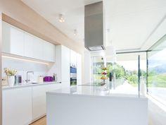 Eine Vision von einem Haus - Griffner Haus Box, Kitchen, Table, House, Furniture, Home Decor, Cuisine, Home, Kitchens