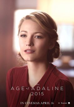 Blake Lively - The Age of Adaline 2015