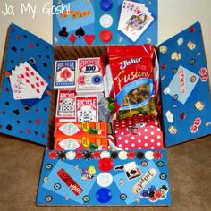 4 Care Package Ideas That Will Turn an Average Day Into a Celebration - Jo, My Gosh! Crafts For Teens To Make, Crafts To Sell, Easy Crafts, Diy And Crafts, Soldier Care Packages, Deployment Care Packages, Soldier Care Package Ideas, Military Care Packages, College Care Packages