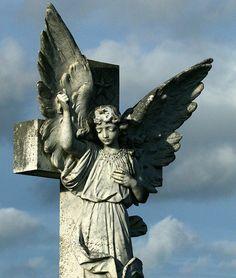 Jane's angel Wicklow Town, Ireland