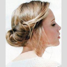 Penteados apanhados para noivas 2013. #casamento #penteado #noiva