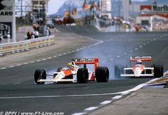 Maior rivalidade da F1