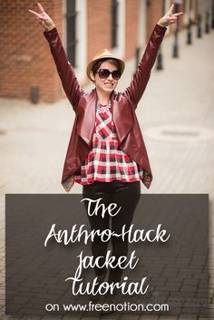 {Holiday Mini-Capsule} The Anthro Hack Jacket — Free Notion Company Party, Party Needs, Cardigan Pattern, Neck Scarves, Pdf Sewing Patterns, New Wardrobe, Sewing Clothes, Nifty, Diy Fashion