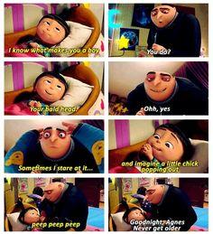 Love me some Agnes.