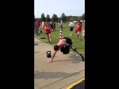 This article is from our recent Crossfit competition Rumble By the River.  The video is an exercise of what CFTF created for Noah...its a burpee but we call it a nurpee.