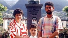Image result for cristiano ronaldo with his father Jose Dinis Aveiro pic