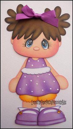 Más imágenes hermosas para toda ocasión: baby shower, muñecas, buhitos, collares, vírgenes, flores y otros... :: RT Decoraciones y algo más...