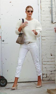 Kendall Jenner, Olivia Palermo, Rosie Huntington-Whiteley reciclan sus 'looks': Estos son sus favoritos - Foto 1