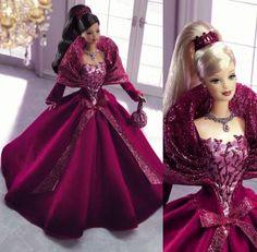 Hollydays doll 2003