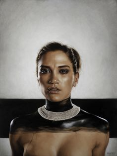 Lush - Aaron Nagel #art #painting