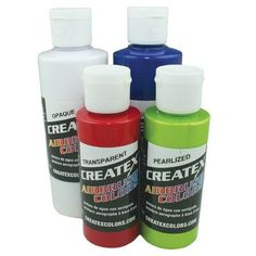 Createx Colors Airbrush Transparent Paint (Set of 2) Capacity: 2 Oz, Color: Sand