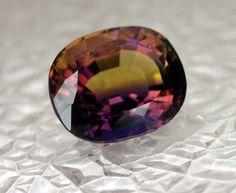 Gemstone Photographs - Ametrine