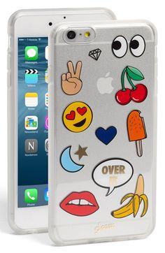 Sonix 'Emoticon' iPhone 6 Plus & 6s Plus Case available at #Nordstrom