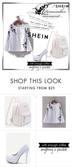 """""""Shein3"""" by reanna-fisk ❤ liked on Polyvore featuring WithChic and WALL"""