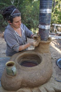 All adobe/mud cookstoves and ovens.. | Rocket Stoves.. Experimenters corner…