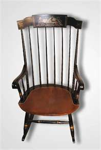 another Hitchcock chair