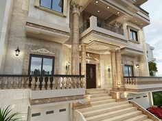 islamic villa design - Google Search