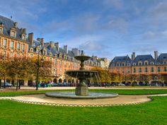Place des Vosges : Daily Escape : Travel Channel