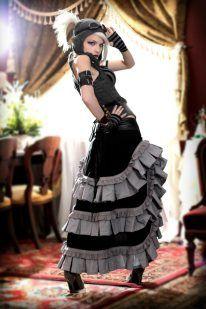 "Steampunk girl ""Rin"""