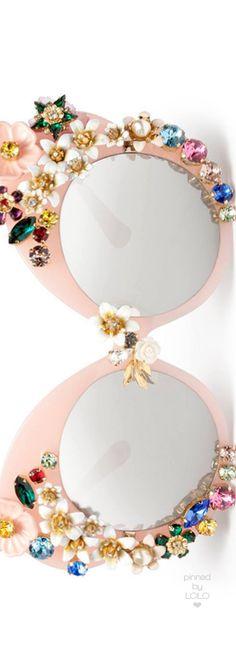 DOLCE & GABBANA S/S Capsule Collection Eyewear   LOLO❤︎