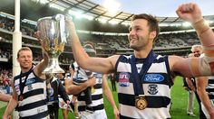 Another Geelong Premiership!