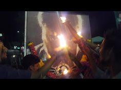 MegaStar Chiranjeevi Craze Birthday Celebrations | Khaidi No150