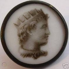 Jaw-dropping antique RARE LIVERPOOL Transfer button NR | #33126878 Liverpool Transfer, Liverpool England, Alexander The Great, Vintage Buttons, Antiques, Prints, Antiquities, Antique, Old Stuff