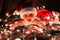 Newborn Christmas Photos, Xmas Photos, Christmas Baby, Christmas Pictures, Christmas Presents, Newborn Pictures, Baby Pictures, Monthly Baby Photos, Cute Baby Wallpaper