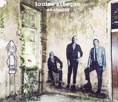 "Louise Attaque de retour avec l'album ""Anomalie"" http://xfru.it/Atpqyp"
