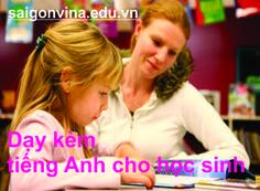 Nhận dạy kèm tiếng Anh cho học sinh từ lớp 1 đến lớp 12, đặc biệt luyện thi ĐH. Giáo viên giỏi chuyên dạy kèm tiếng Anh cho học sinh tại TP.HCM. Tư vấn: 0902 516 288 (Thầy Tân).