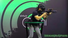 Teknologi Virtual Reality (VR) 2.0 masa depan Esports, Virtual Reality, Darth Vader, Star Wars, Gym, Smartphone, Train, Starwars, Work Out