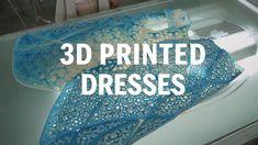 Designing 3D Printed Dresses