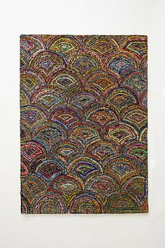 Hand-Knotted Jaya Rug @Anthropologie, $1,398 for max size
