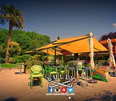 Remata este precioso día cenando en la terraza del #vamosalbully #Donostia #SanSebastian