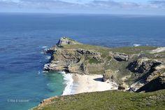 Il famoso Capo di Buona Speranza,visto da Cape Point