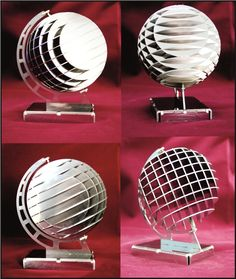 stainless steel, laser cutting, sphere