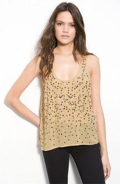 Love this beaded shirt!