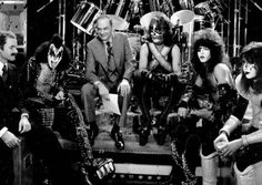 NBC Explains KISS To The Viewing Audience Of 1977 - Neatorama