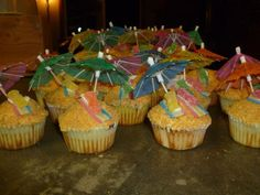cupcakes i made for the boys beach b-day party last summer Kids Beach Party, Beach Kids, The Fam, Party Time, Sweet Treats, Cupcakes, Party Ideas, Future, Boys