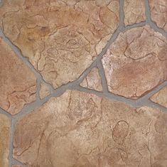 arizona flagstone concrete stamp pattern concrete stamps patios outdoor decor pinterest. Black Bedroom Furniture Sets. Home Design Ideas