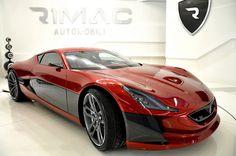 Rimac Concept One Supercar   www.pinterest.com/pin/199354720…   Flickr