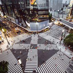 Not Shibuya Crossing