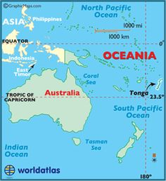 Solomon Islands location on the Oceania map Maps Pinterest