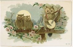 Antique Trade Card s M Lutz Pianos and Organs