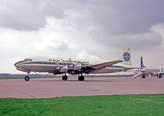 Douglas DC-6B N5024K Pan Am OO-SDG HAN 02.05.64 - Pan American World Airways - Wikipedia, the free encyclopedia