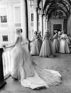 [Grace Kelly by Howell Conant, 1958]