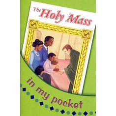 "Customer review: ""I cannot say enough good things about this book. As a D.R.E., I purchased these books for the First Communion candidates. Second grade students use them regularly at Mass and the teachers have commented that the students are able to follow along more easily at Mass. I highly recommend this book for Communion candidates."""